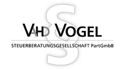 Logo | VAHD Vogel Steuerberatungsgesellschaft PartGmbB in 33442 Herzebrock-Clarholz